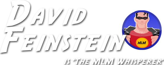 David Feinstein is The MLM Whisperer