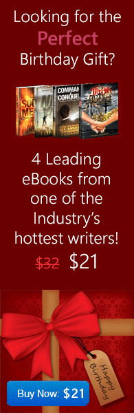Get 4 eBooks in my Network Marketing Birthday Bundle!