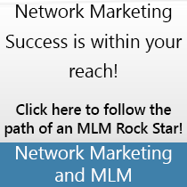 Network Marketing and MLM