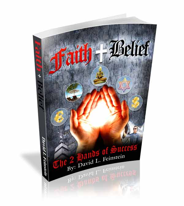 Faith + Belief - The 2 Hands of Success